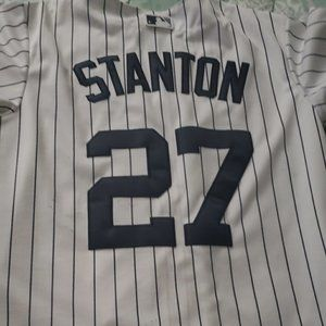 Giancarlo Stanton New York Yankees Jersey